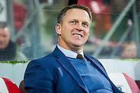 ALKMAAR - 19-12-2015, AZ - FC Utrecht, AFAS Stadion, AZ trainer John van den Brom