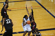 Ole Miss' deAundre Cranston (52) vs South Carolina on Wednesday, January 20, 2010 in Oxford, Miss.