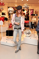 OLIVIA INGE at the H&M Home Launch held at 174-176 Oxford Street, London W1 on 2nd November 2010.