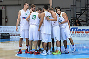 DESCRIZIONE : 3&deg; Torneo Internazionale Geovillage Olbia Sidigas Scandone Avellino - Brose Basket Bamberg<br /> GIOCATORE : Team Sidigas Scandone Avellino<br /> CATEGORIA : Before Pregame Fair Play<br /> SQUADRA : Sidigas Scandone Avellino<br /> EVENTO : 3&deg; Torneo Internazionale Geovillage Olbia<br /> GARA : 3&deg; Torneo Internazionale Geovillage Olbia Sidigas Scandone Avellino - Brose Basket Bamberg<br /> DATA : 05/09/2015<br /> SPORT : Pallacanestro <br /> AUTORE : Agenzia Ciamillo-Castoria/L.Canu