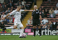 Photo: Lee Earle.<br /> Crystal Palace v Hull City. Coca Cola Championship. 06/10/2007. Dean Marney scores Hull's equaliser from the penalty spot.