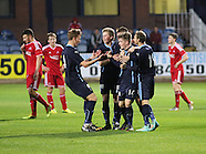 28-10-2014 Dundee v Aberdeen - SPFL Development League