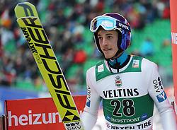 03.02.2017, Heini Klopfer Skiflugschanze, Oberstdorf, GER, FIS Weltcup Ski Sprung, Oberstdorf, Skifliegen, im Bild Gregor Schlierenzauer (AUT) // Gregor Schlierenzauer (AUT) during mens FIS Ski Flying World Cup at the Heini Klopfer Skiflugschanze in Oberstdorf, Germany on 2017/02/03. EXPA Pictures © 2017, PhotoCredit: EXPA/ Sammy Minkoff<br /> <br /> *****ATTENTION - OUT of GER*****