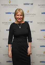 Nadine Dorries attends the Opening of the Westminster InterContinental Hotel, Thursday February 28, Photo By Andrew Parsons / i-ImagesJon