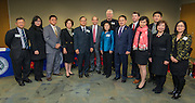 Partnership signing ceremony between HISD and Taipei City, December 17, 2015.