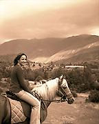 Kenza at Domaine De La Roseraie, Morocco / Conde Nast Traveller