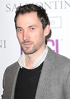David Caves, MediaSkin Gifting Lounge, Salmontini Le Resto, London UK, 19 January 2015, Photo by Richard Goldschmidt
