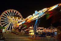 New York state fair at night New York State Fair Rides at Night