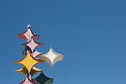 The Neon Museum in Las Vegas, Nevada on Sunday, June 7, 2015.