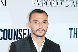 © Licensed to London News Pictures. 03/10/2013, UK. Theo Hutchraft, The Counselor  - special screening, Odeon West End cinema Leicester Square, London UK, 03 October 2013. Photo credit : Richard Goldschmidt/Piqtured/LNP