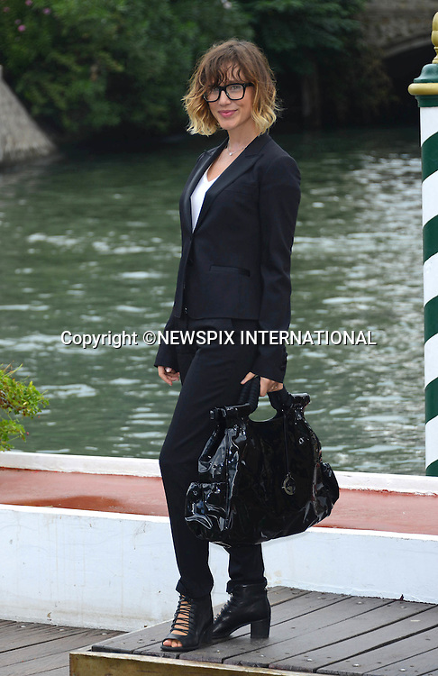 05.09.2015; Venezia, Italy: GABRIELLA PESSION<br /> at the 72nd Venice International Film Festival.<br /> Mandatory Credit Photo: &copy;NEWSPIX INTERNATIONAL<br /> <br /> **ALL FEES PAYABLE TO: &quot;NEWSPIX INTERNATIONAL&quot;**<br /> <br /> PHOTO CREDIT MANDATORY!!: NEWSPIX INTERNATIONAL(Failure to credit will incur a surcharge of 100% of reproduction fees)<br /> <br /> IMMEDIATE CONFIRMATION OF USAGE REQUIRED:<br /> Newspix International, 31 Chinnery Hill, Bishop's Stortford, ENGLAND CM23 3PS<br /> Tel:+441279 324672  ; Fax: +441279656877<br /> Mobile:  0777568 1153<br /> e-mail: info@newspixinternational.co.uk