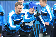 Leicester City Training 170417