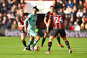 Hector Bellerin (2) of Arsenal during the Premier League match between Bournemouth and Arsenal at the Vitality Stadium, Bournemouth, England on 25 November 2018.