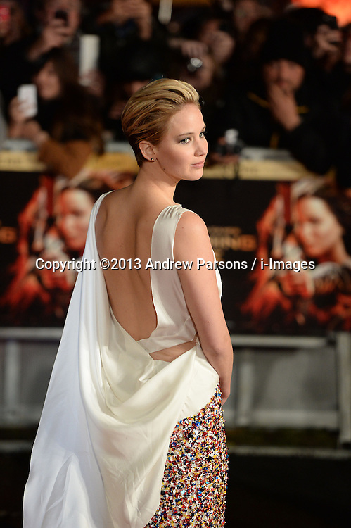 Jennifer Lawrence nominated for Best supporting actress for the Oscars 2014.<br />