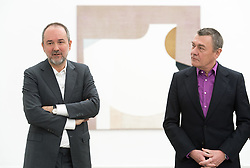 "22.02.2017, Secession, Wien, AUT, Pressetermin ""Generalsanierung Secession"", im Bild v.l.n.r. Kanzleramtsminister Thomas Drozda (SPÖ) und Secession-Präsident Herwig Kempinger // f.l.t.r. Austrian minister of chancellary Thomas Drozda and president of the secession Herwig Kempinger during media appointment due to renovation of the Secession in Vienna, Austria on 2017/02/22, EXPA Pictures © 2017, PhotoCredit: EXPA/ Michael Gruber"
