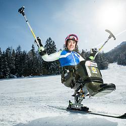 20180215: SLO, Alpine Ski - Portrait of Jernej Slivnik