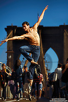Dance As Art The New York Photography Project Brooklyn Bridge with Chun Wai Chan