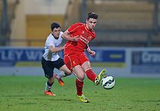 150121 Liverpool U18 v Derby U18