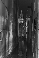 Italy. Venice. the bell tower of the church san Francisco della Vigna castello district -      / le clocher de l'eglise san francisco Della Vigna  Venise  Italie