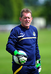 Bristol Rovers' goalkeeping coach, Stuart Naylor - Photo mandatory by-line: Dougie Allward/JMP - Tel: Mobile: 07966 386802 24/06/2013 - SPORT - FOOTBALL - Bristol -  Bristol Rovers - Pre Season Training - Npower League Two