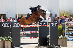Whitaker William, GBR, Utamaro D Ecaussines<br /> Knokke Hippique CSI5* - Knokke 2018<br /> © Hippo Foto - Dirk Caremans<br /> 1/07/18