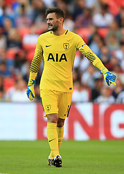 5 August 2017 -  Pre-Season Friendly - Tottenham Hotspur v Juventus - Tottenham Hotspur goalkeeper Hugo Lloris - Photo: Marc Atkins / Offside.