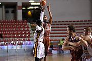 Carleton Scott<br /> Unicusano Roma - Lighthouse Trapani<br /> Campionato Basket LNP 2016/2017<br /> Roma 08/12/2016<br /> Foto Ciamillo-Castoria