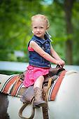 Skylar & Ponies 6-2016
