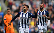 Burnley v West Bromwich Albion - 19 Aug 2017