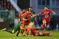 Juan Smith - 13.12.2014 -  Toulon / Leicester  - European Champions Cup <br /> Photo : Manu Blondeau / Icon Sport