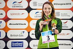 KEANE Ellen IRL at 2015 IPC Swimming World Championships -  Women's 200m Individual Medley SM9