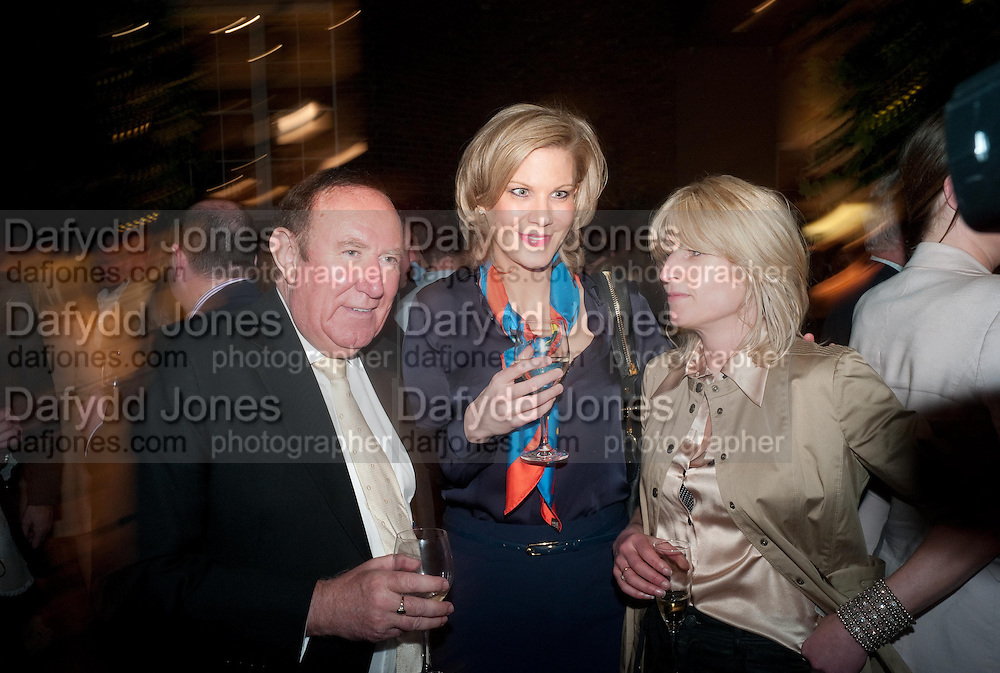 ANDREW NEIL; AMANDA STAVELEY; RACHEL JOHNSON, Spectator Life - launch party, Asprey London, 167 New Bond Street, London. 28 March 2012