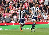 Stoke City v West Bromwich Albion 290815