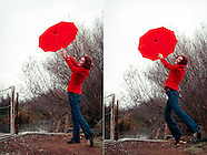 2012 The Red Umbrella - Jessie James Hollywood