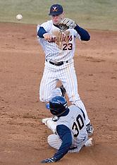 20070217 - Virginia v George Washington (NCAA Baseball)