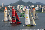 11APR09 Leg 6 Start , Rio de Janeiro