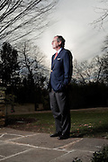 Warren Stephens, Chairman, President and Chief Executive Officer of Stephens Inc., poses for a portrait in Winston Salem, NC on February 2, 2011.