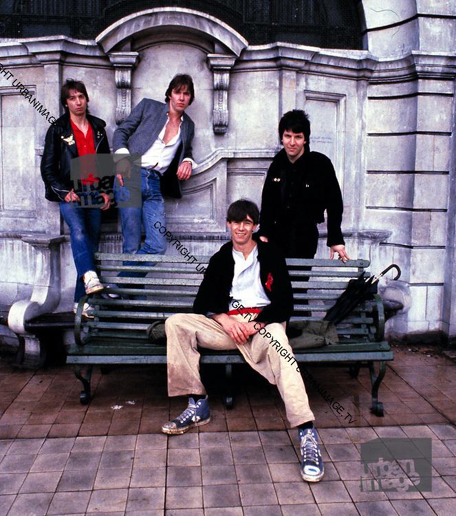 Jimmy Pursey and Band -  Sham 69