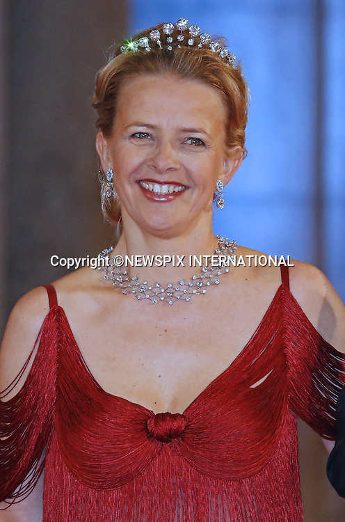 "PRINCESS MABEL OF THE NETHERLANDS.attends the gala farewell dinner for Queen Beatrix at the Rijksmuseum in Amsterdam, The Netherlands_April 29, 2013..Crown Prince Willem-Alexander and Crown Princess Maxima will be proclaimed King and Queen  of The Netherlands on the abdication of Queen Beatrix on 30th April 2013..Mandatory Credit Photos: ©NEWSPIX INTERNATIONAL..**ALL FEES PAYABLE TO: ""NEWSPIX INTERNATIONAL""**..PHOTO CREDIT MANDATORY!!: NEWSPIX INTERNATIONAL(Failure to credit will incur a surcharge of 100% of reproduction fees)..IMMEDIATE CONFIRMATION OF USAGE REQUIRED:.Newspix International, 31 Chinnery Hill, Bishop's Stortford, ENGLAND CM23 3PS.Tel:+441279 324672  ; Fax: +441279656877.Mobile:  0777568 1153.e-mail: info@newspixinternational.co.uk"