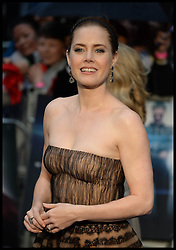 Amy Adams nominated  best leading actress for the Oscars 2014.<br /> Man Of Steel European film premiere.<br /> Amy Adams during Man Of Steel European film premiere, Leicester Square, London, United Kingdom<br /> Wednesday, 12th June 2013<br /> Picture by Andrew Parsons / i-Images