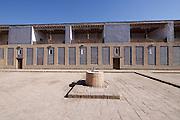 Uzbekistan, Khiva. Tosh-Hovli Palace. The Harem.