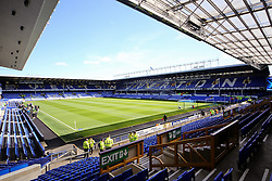A general view of Goodison Park ahead of the Barclays Premier League match between Everton and Manchester United - Photo mandatory by-line: Matt McNulty/JMP - Mobile: 07966 386802 - 26/04/2015 - SPORT - Football - Liverpool - Goodison Park - Everton v Manchester United - Barclays Premier League