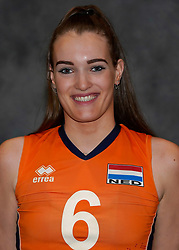 24-12-2019 NED: Photoshoot selection of Orange Youth Girls, Arnhem<br /> Orange Youth Girls 2019 - 2020 / Marije ten Brinke #6
