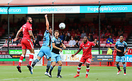 Crawley Town v Stevenage 11/08/2018