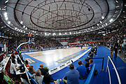 Marketing, Zurich Connect, Panasonic, Motten, Fastweb, Turkish Airline,Airness, Maniva<br /> Zurich Connect Supercoppa 2018-2019<br /> Lega Basket Serie A<br /> Brescia 29/09/2018<br /> Foto Ciamillo & Castoria