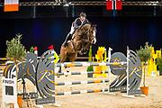 Jur Vrieling - Freeman VDL<br /> Indoor Drachten 2018<br /> © DigiShots
