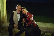 MELINDA HUGHES; DENIS MIRLESSE, Opening of Grange Park Opera, Fiddler on the Roof, Grange Park Opera, Bishop's Sutton, <br /> Alresford, 4 June 2015