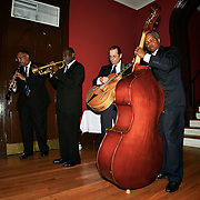 Dr. Michael White, New Orleans Jazz, Clarinetist for the Bride, Groom & their wedding party