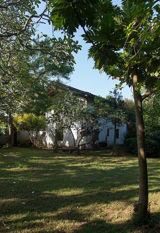 The Leela Dias Bandaranayake House<br /> Mount Lavinia, Sri Lanka<br /> 1963-1965<br /> Geoffrey Bawa