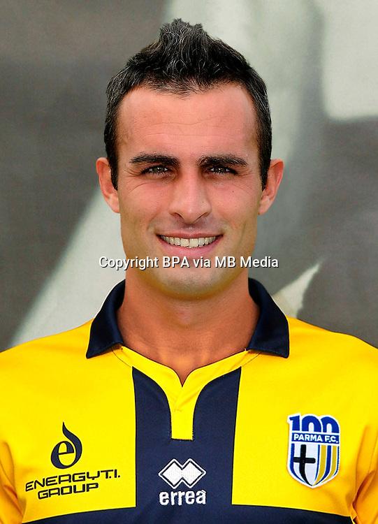 Italian League Serie A -2014-2015 / <br /> ( Parma F.C. ) - <br /> Alex Cordaz